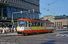 Car 42 at Rautatieasema (Central Railway Station) on 1st August 1991.