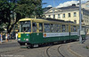Car 41 at Unionsgatan on 1st August 1991. Valmet NrI cars 31 to 70 were delivered in 1973 to 1975, with similar Nr II cars 71-112 following in 1985 to1986.
