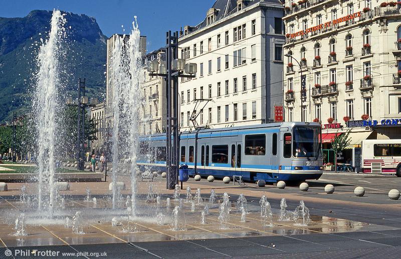 2007 at Place de la Gare on 28th July 1993.