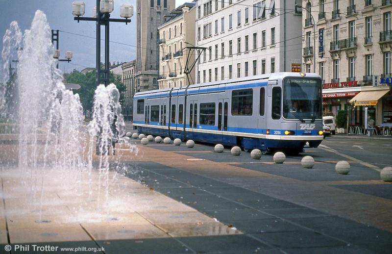 2014 at Place de la Gare on 2nd September 1989.