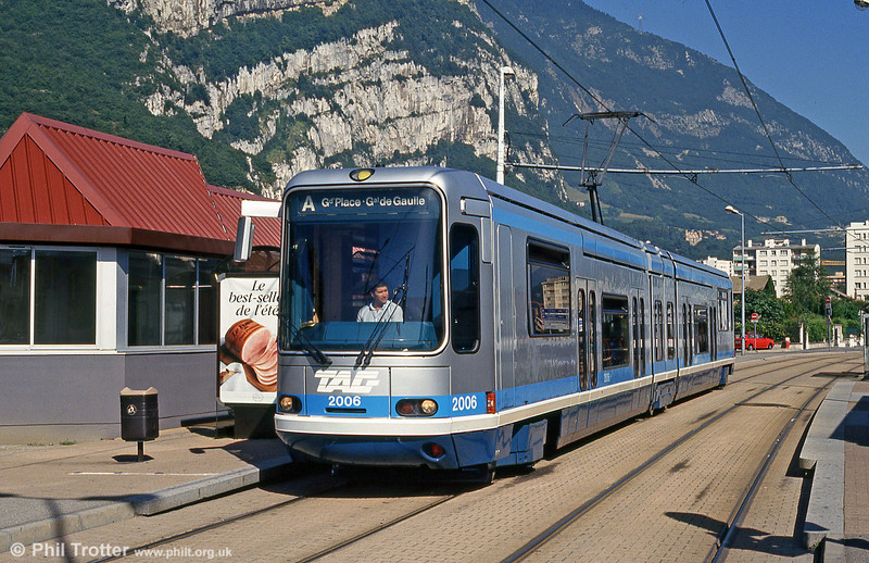 Car 2012 at Fontaine la Poya on 28th July 1993.