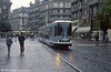 Car 2007 in Rue Felix Poulat on 2nd September 1989.