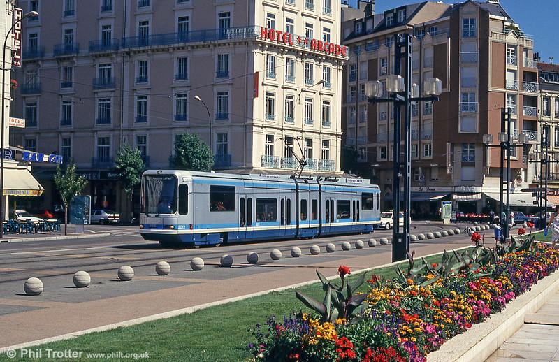 2012 at Place de la Gare on 28th July 1993.