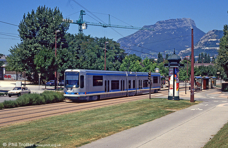 Grenoble 2012 at Malherbe on 28th July 1993.