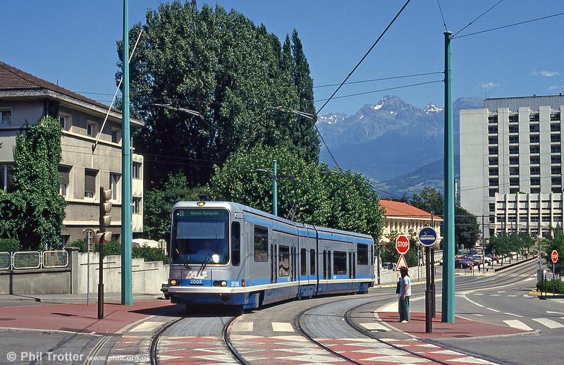 Grenoble 2005 at Grand Sablon on 28th July 1993.