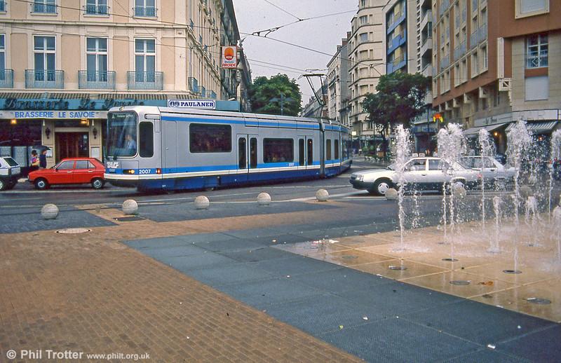 2003 at Place de la Gare on 2nd September 1989.