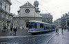 Car 2013 in Rue Felix Poulat on 2nd September 1989.