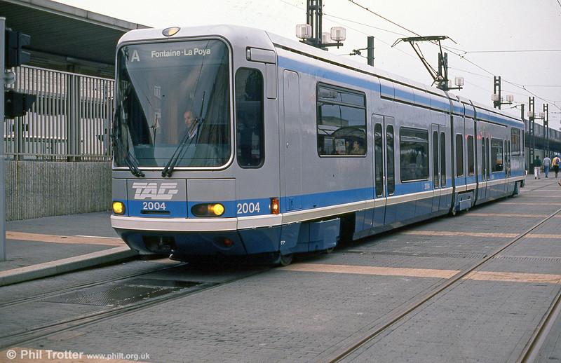 2004 at Place de la Gare on 2nd September 1989.