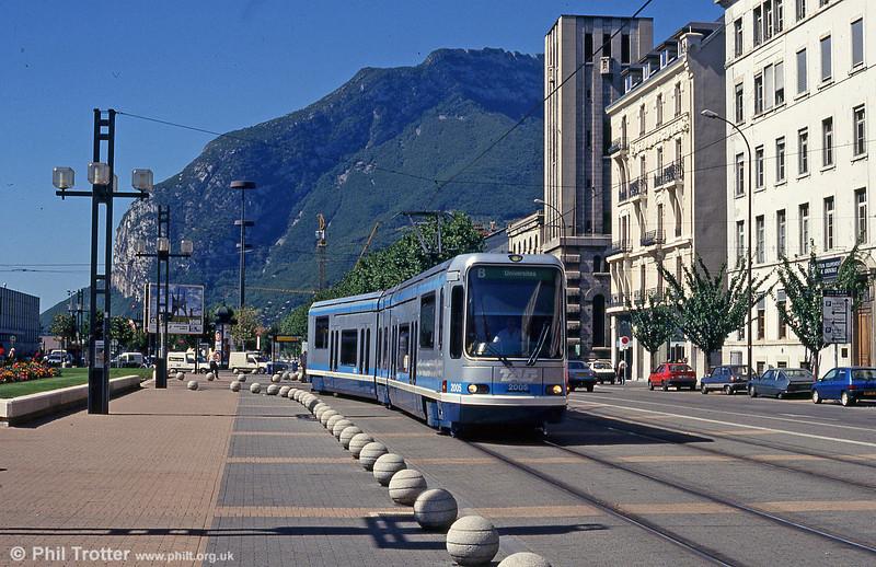 2005 at Place de la Gare on 28th July 1993.