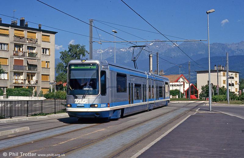 Grenoble 2004 at Grand Sablon on 28th July 1993.