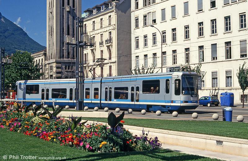 2006 at Place de la Gare on 28th July 1993.