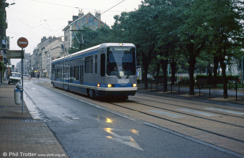 2004 at Chemin des 3 Maisons on 2nd September 1989.