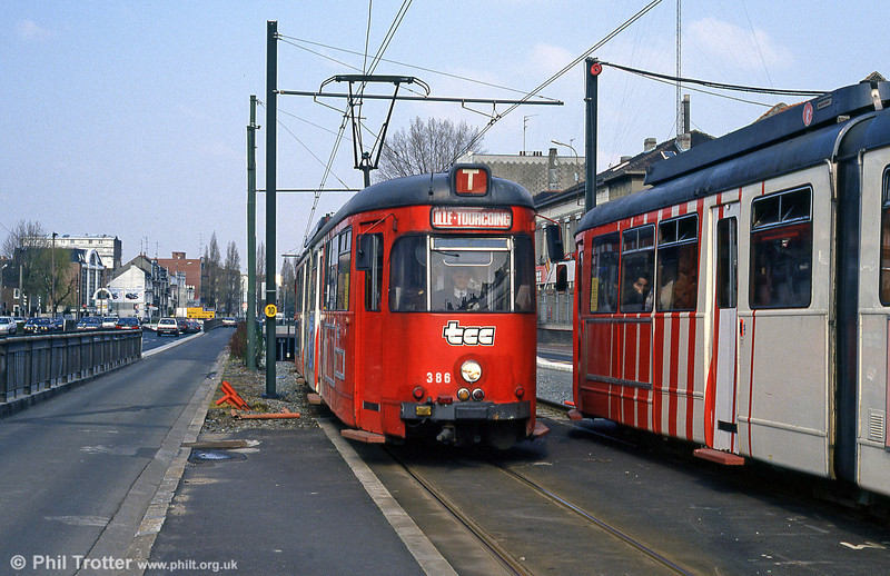 Lille 386 at Clemenceau on 11th April 1994.