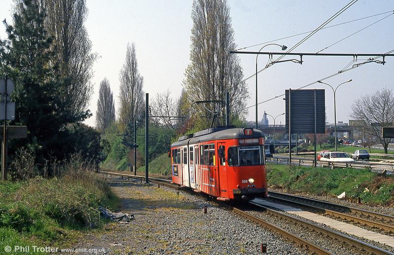Lille TCC 396 at Romarin 11th April 1994.