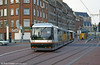 Lille 2018 departs from the new terminus at Roubaix in August 1995.