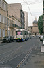 Marseille PCC cars in Boulevard Jean Aicard on 1st September 1989.