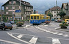 A TMB unit in Avenue de Geneve, St. Gervais as seen on 3rd September 1989.