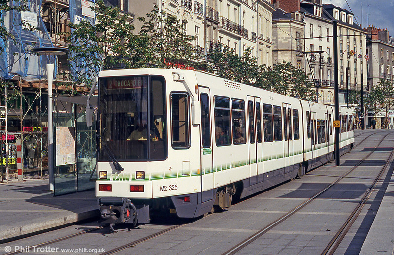 Car 314 at Commerce on 25th July 1993.