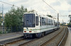 Car 332 at Hopital Bellier on 25th July 1993.