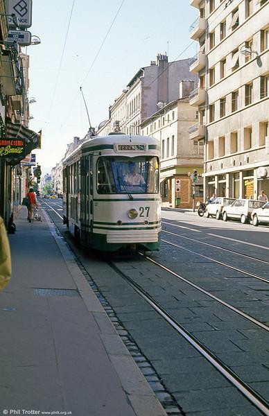 527 near Hotel de Ville on 31st August 1989.
