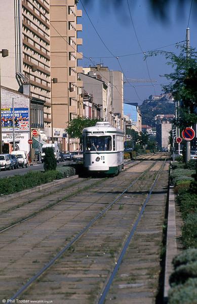 512 at Chaléassière on 31st August 1989.