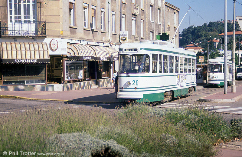 520 at Terrasse on 31st August 1989.