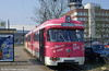 Bremen Hansa car 3436 at Hunefeldstrasse on 20th April 1994.