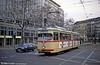 Car 2507 at Berliner Allee on 1st April 1991.