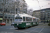 Car 2661 at Berliner Allee on 1st April 1991.