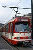 1974-built Dusseldorf 3037 at the Hauptbahnhof on 24th April 1993.