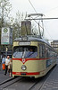Dusseldorf 2862 at the Hauptbahnhof on 1st April 1991.