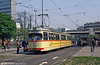 Car 2553 at Jan Wellem Platz on 21st April 1994.
