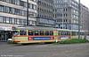 Dusseldorf 2420 at Bismarckstrasse on 31st March 1991.