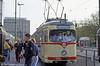 Dusseldorf 2854 at the Hauptbahnhof on 9th April 1993.