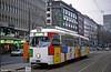 Car 2406 at Berliner Allee on 1st April 1991.