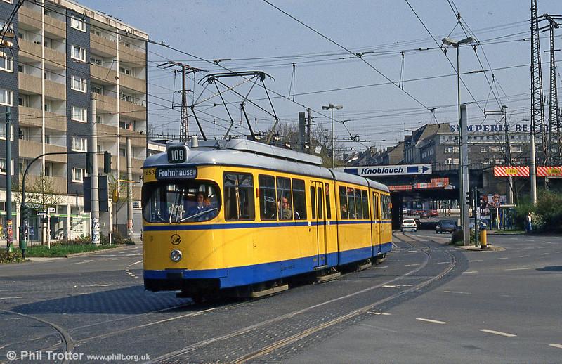 Essen 1853 at Volkshochschule on 19th April 1994.