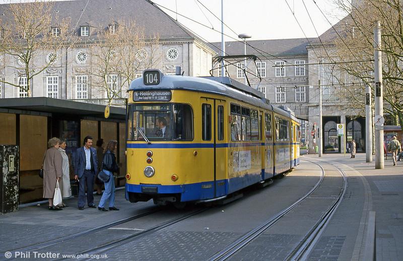 Essen 1859 at Mulheim on 19th April 1994.