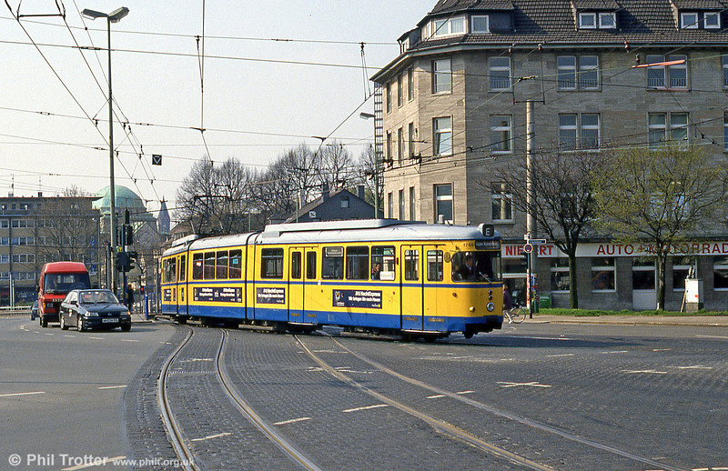 Essen 1755 at Volkshochschule on 19th April 1994.