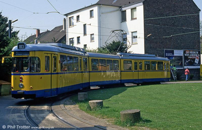 Essen 1751 at Dellwig on 19th April 1994.