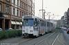 Frankfurt (Main) 698 near Hauptbahnhof on 2nd April 1991.