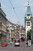 Freiburg 106 at Kaiser Joseph Strasse on 2nd August 1993.
