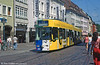 Freiburg 257 in the City Centre in August 1995.