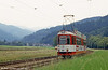 GT4 car 116 in a pleasant rural setting at Wonnhalde on the Gunterstal route, 4th August 1993.