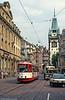Freiburg 106 at Kaiser Joseph Strasse on 4th August 1993.