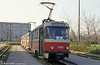 T4D 1055 at Trotha on 6th April 1991.