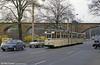 Leipzig 1208 at Georg-Schumann-Straße on 5th April 1991.