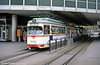 Ludwigshafen 154 at Berliner Platz on 3rd April 1991.