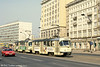 Magdeburg T4D 1012 near the Hauptbahnhof on 12th April 1993.