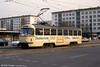 T4D 1089 near the Hauptbahnhof on 12th April, 1993.