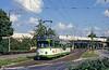 Mannheim 517 at Kurpfalzbrucke on 1st August 1993.